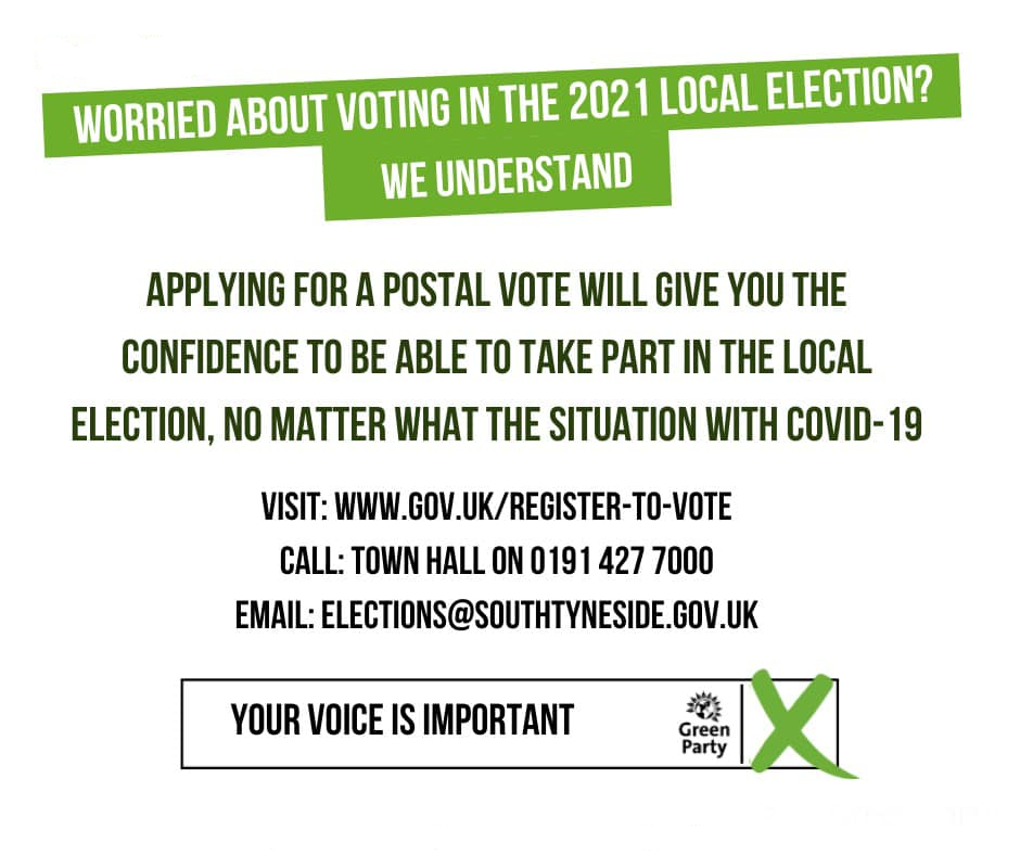 postal votein local elections 2021