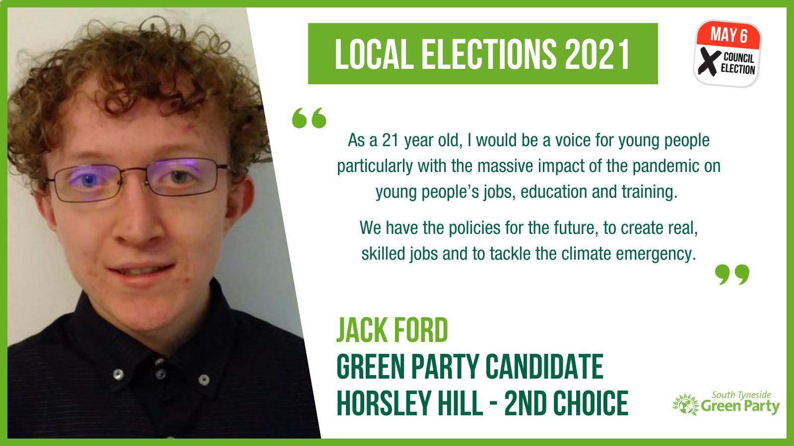 Horsley Hill - second choice