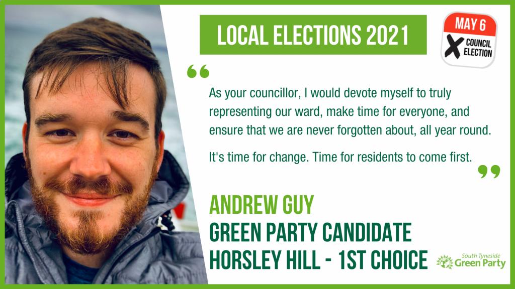 Horsley Hill - first choice