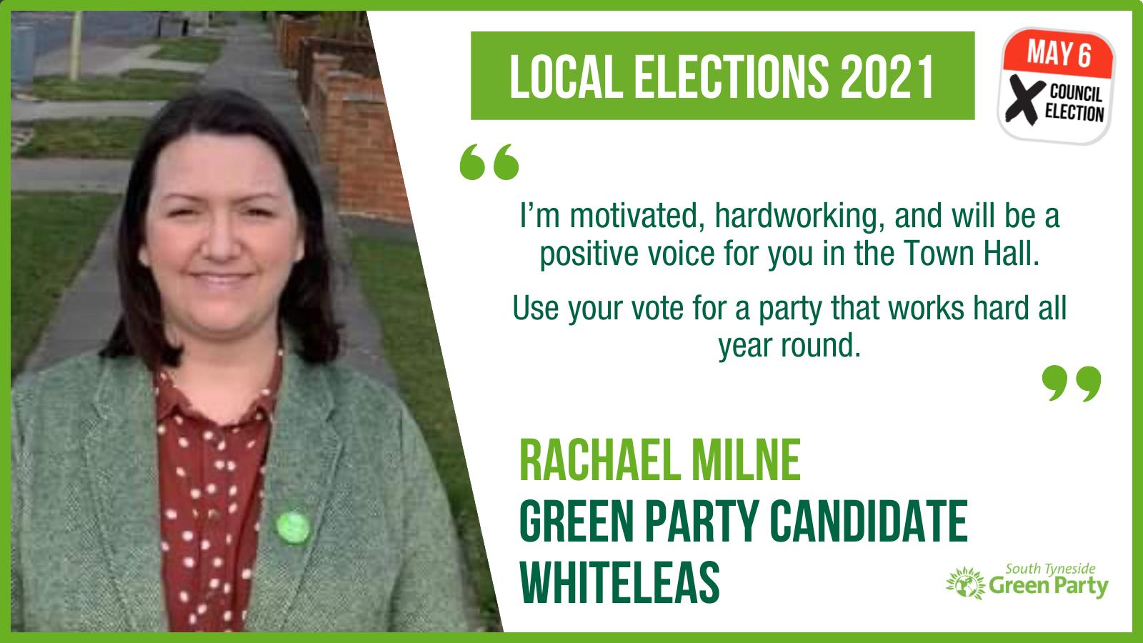 18. Rachael Milne Whiteleas